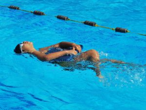 Easy Exercise: Swimming